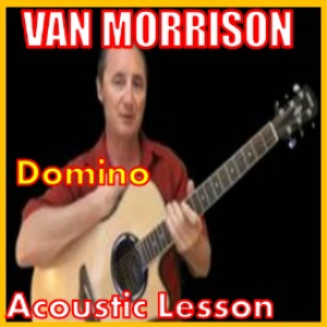learn to play domino by van morrison