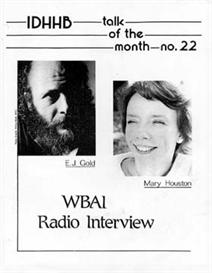 totm #22 wbai radio interview