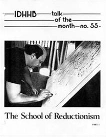 totm #55 the school of reductionism part 1