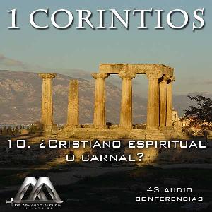 10 cristiano espiritual o carnal?