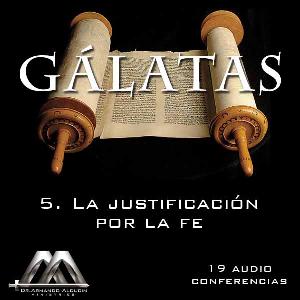 05 la justificacion por la fe