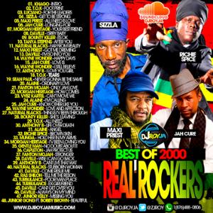 dj roy best of 2000 real rockers reggae mix