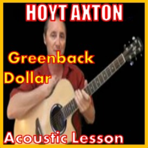 learn to play greenback dollar by hoyt axton