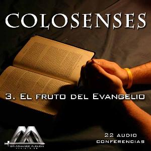 03 el fruto del evangelio