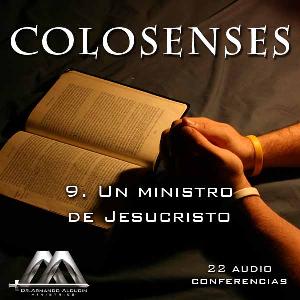 09 un ministro de jesucristo