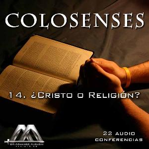 14 cristo o religion?