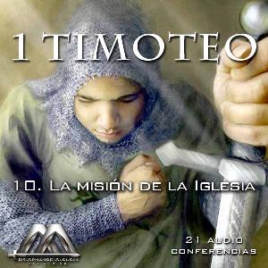 10 La mision de la Iglesia | Audio Books | Religion and Spirituality