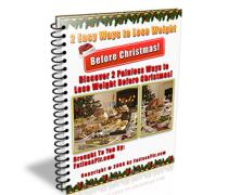 2 Easy Ways To Lose Weight Before Christmas | eBooks | Health