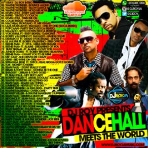 dj roy dancehall meets the world mix