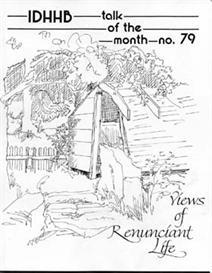 totm #79 views of renunciant life
