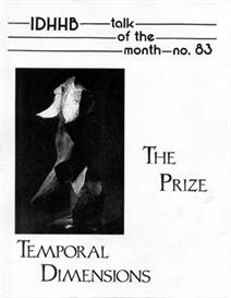 ToTM #83 The Prize / Temporal Dimensions | eBooks | Religion and Spirituality