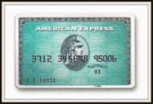american express magazine ads package