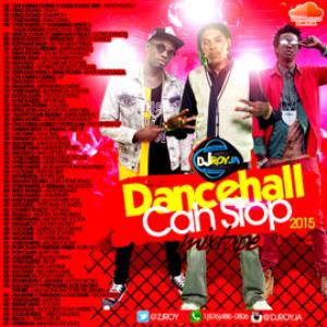 dj roy dancehall cah stop mixtape
