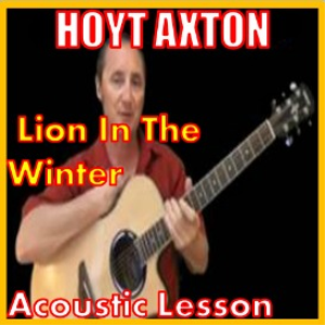 learn to play lion in the winter by hoyt axton