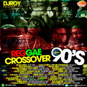 dj roy reggae crossover reggae mix