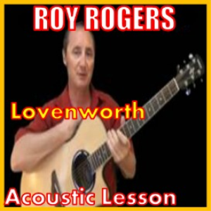 learn to play lovenworth by roy rogers