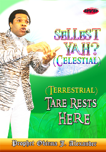 (celestial) Selleth Yah? (Terrestrial) Tare Rests Here  (Come Out Of Her 2015 Day 4) | Movies and Videos | Religion and Spirituality