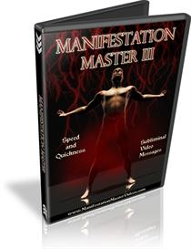manifestation master iii 3 subliminal video speed and quickness