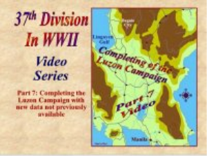 part 7 - completing the luzon campaign