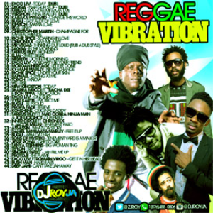 dj roy reggae vibration culture mix