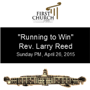 running to win (rev. larry reed)