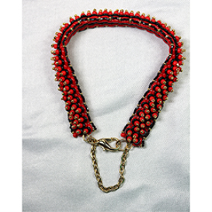 red mountains bracelet pattern