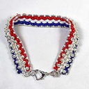 I Love the USA Mountains Bracelet | Crafting | Jewelry