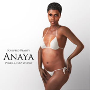 Sculpted Reality: Anaya | Software | Design