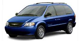 2001 Chrysler Town & Country/Voyager | eBooks | Automotive
