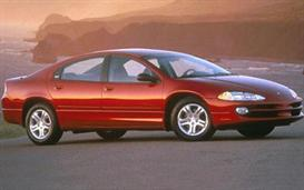 1998 dodge intrepid mvma specifications