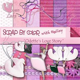 Odette's Love Story | Other Files | Scrapbooking