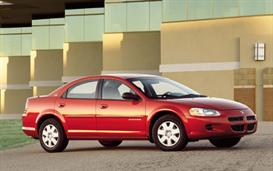 1998 dodge stratus mvma specifications