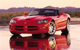 1998 dodge viper mvma specifications