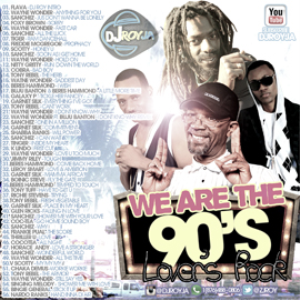 Dj Roy We Are The 90's Lovers Rock Mix | Music | Reggae