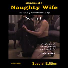 memoirs of a naughty wife, volume 1 - special edition