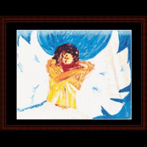 Lonely - Nancy Murphy cross stitch pattern by Cross Stitch Collectibles | Crafting | Cross-Stitch | Wall Hangings