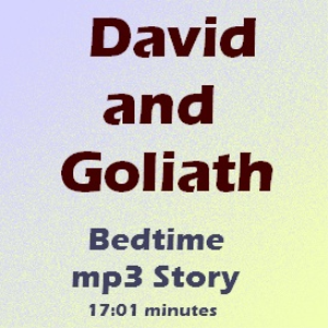 david and goliath mp3 story