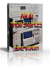 akai drum samples  - wave drum kits -