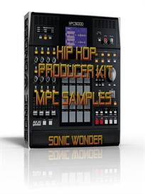 akai mpc hip hop producer collection  - wave samples -