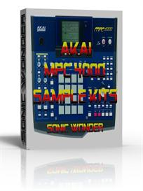 akai mpc4000 sample kits    - waves and .akp files -