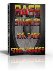 bass samples xxl pack    - wave multi samples -