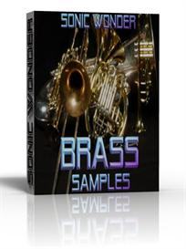 brass - horn collection  -  wave samples -