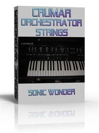 crumar orchestrator  strings -  wave multi samples with kontakt files