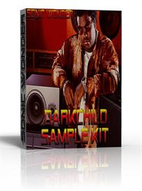 darkchild sample pack - drums - instruments - wave samples