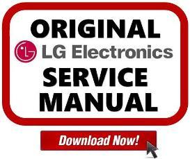lg envoy un150 service manual and repair guide