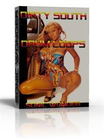 Dirty South  - Crunk Drum Loops   - Wave Samples -  - | Music | Soundbanks