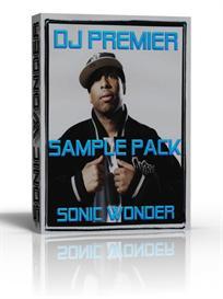 dj premier sample pack - wave drums and sounds
