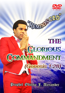 """reminisced"" the glorious commandment"