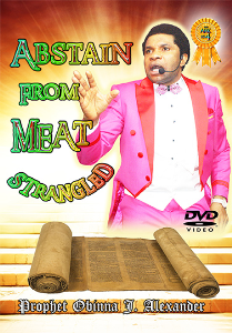 abstain from meat strangled