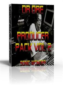 dr. dre producer sample pack 2  - drums - sounds - wave -